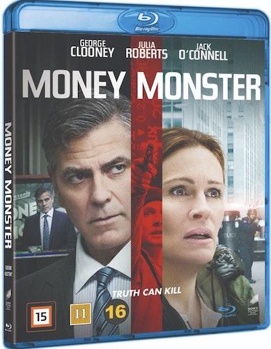 Money Monster bluray