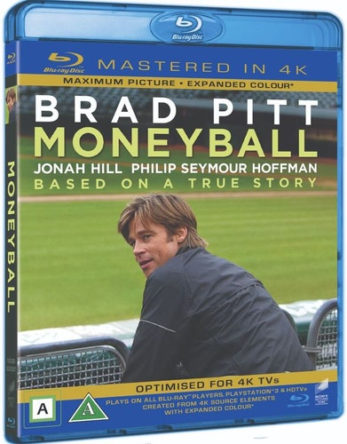 Moneyball (Mastered in 4K) bluray