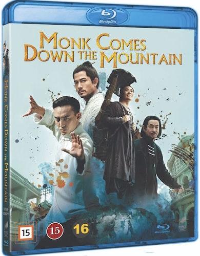Monk Comes Down the Mountain bluray