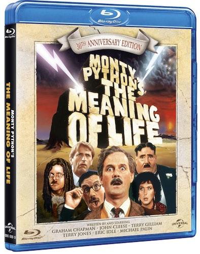Monty Python - Meningen Med Livet bluray