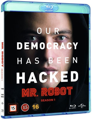 Mr. Robot - Säsong 1 bluray