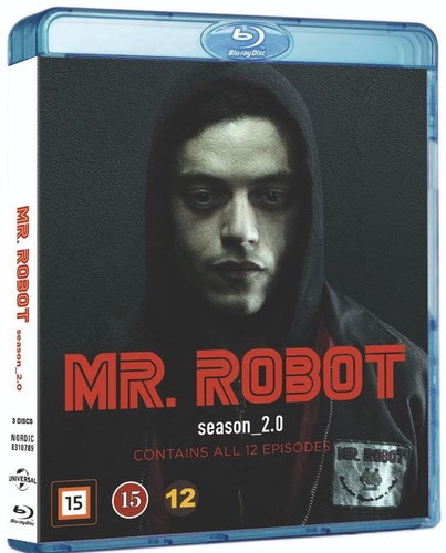 Mr. Robot - Säsong 2 bluray