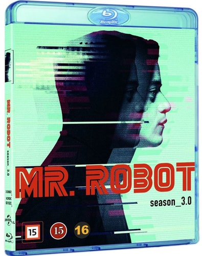 Mr. Robot - Säsong 3 bluray