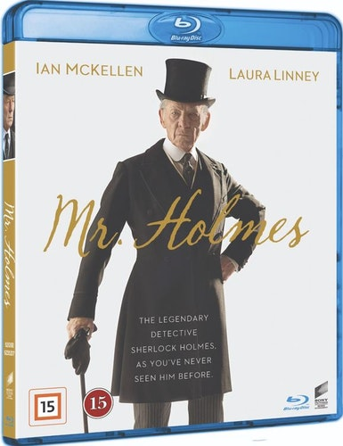 Mr. Holmes bluray