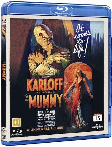 The Mummy (1932) bluray