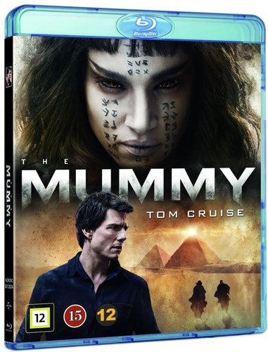 The Mummy (2017) bluray