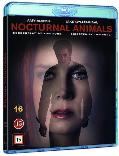 Nocturnal Animals bluray