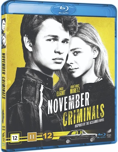 November Criminals bluray