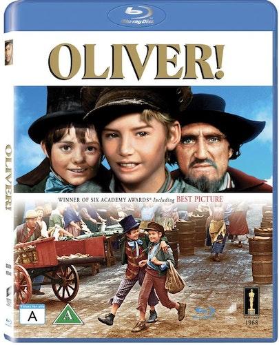 Oliver! bluray