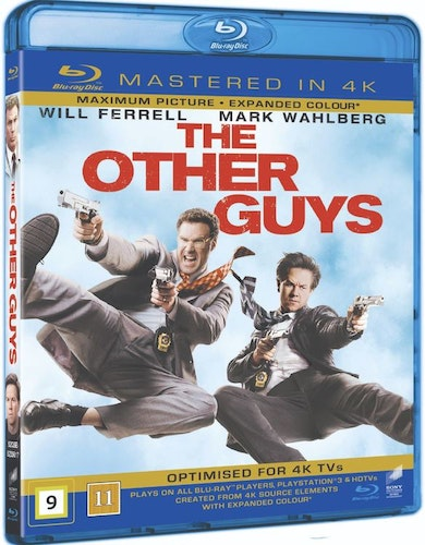 The Other Guys bluray