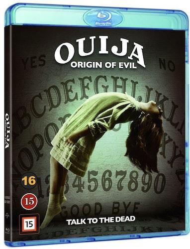 Ouija - Origin Of Evil bluray