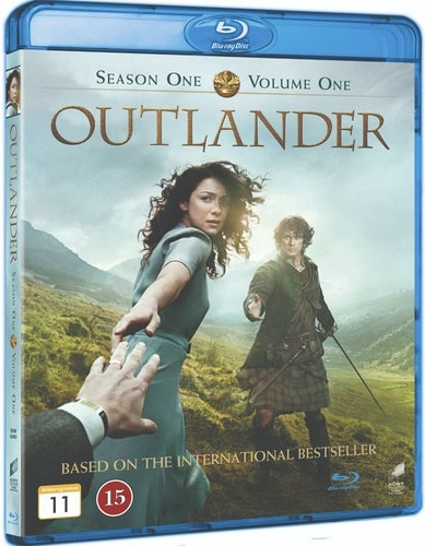 Outlander - Säsong 1, Vol. 1 bluray