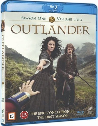 Outlander - Säsong 1, Vol. 2 bluray