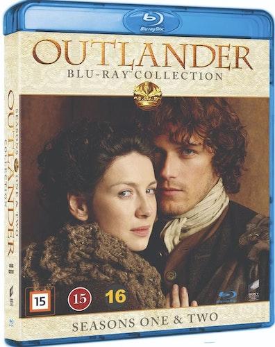 Outlander - Säsong 1-2 bluray