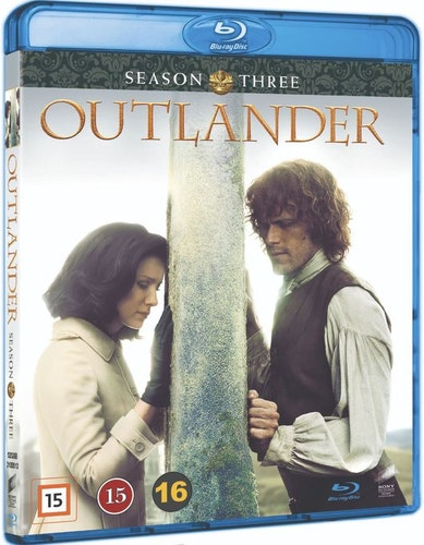 Outlander - Säsong 3 bluray