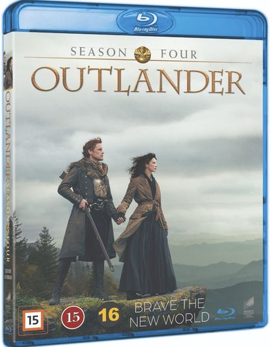 Outlander - Säsong 4 bluray