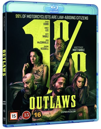 Outlaws 1% bluray