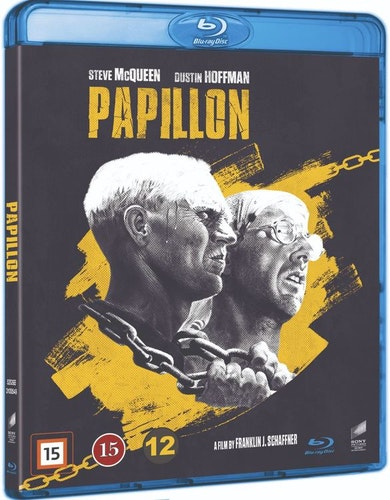 Papillon bluray