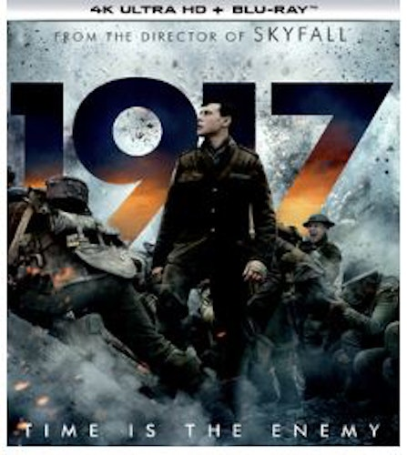 1917 4K Ultra HD + Blu-Ray (import)