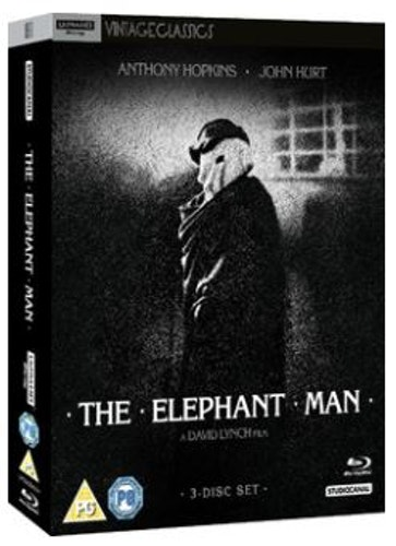 The Elephant Man Anniversary Collectors Edition 4K Ultra HD (import)