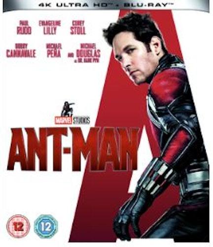 Ant-Man 4K Ultra HD + Blu-Ray