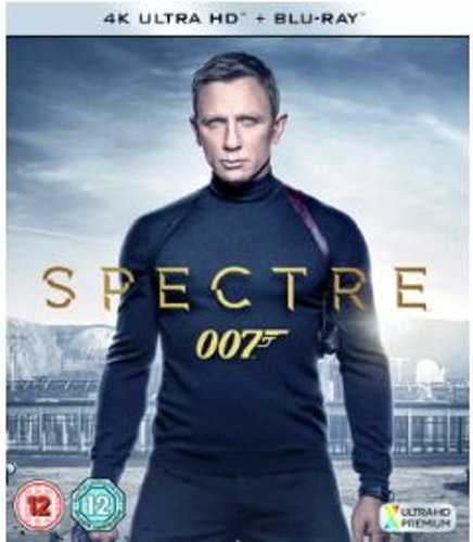 007 Bond - Spectre 4K Ultra HD + Blu-Ray (import)