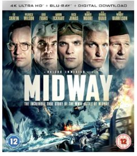 Midway 4K Ultra HD + Blu-Ray