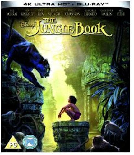 Jungle Book 4K Ultra HD