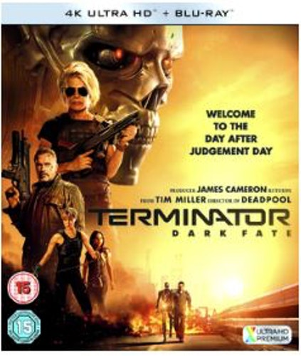 Terminator - Dark Fate 4K Ultra HD (import)