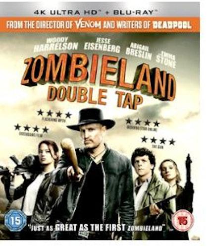 Zombieland - Double Tap 4K Ultra HD + Blu-Ray (import)