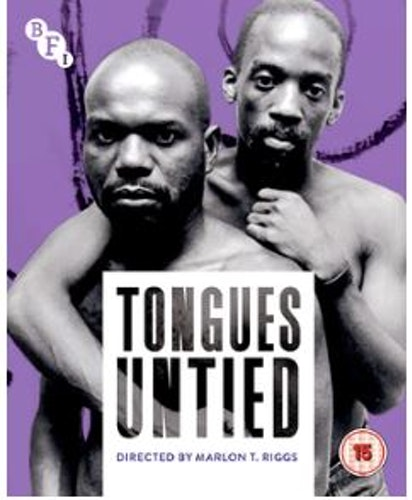 Tongues Untied Blu-Ray + DVD (import)