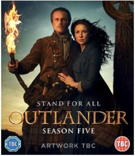 Outlander Season 5 Blu-Ray (import)