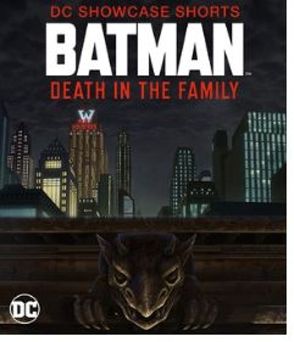 Batman - Death In The Family bluray (import)
