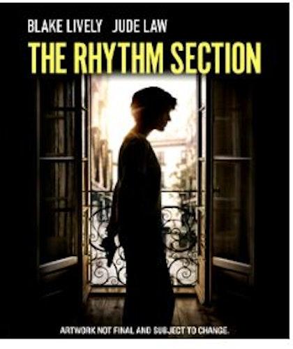 The Rhythm Section Blu-Ray (import)