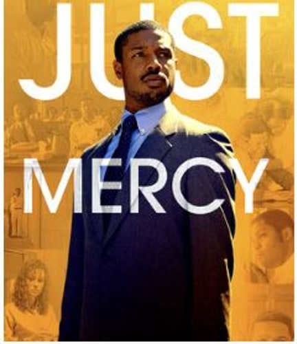 Just Mercy Blu-Ray (import)