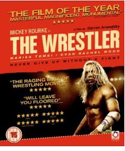 The Wrestler (Bluray) (Import)