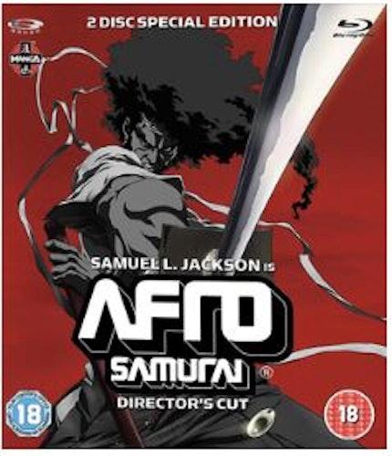 Afro samurai - Directors cut (Blu-ray) (Import)