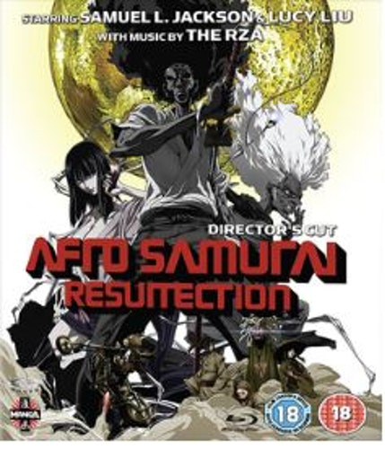 Afro Samurai: Resurrection (Blu-ray) (Import)