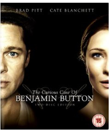 The Curious Case of Benjamin Button (Blu-ray) (Import Sv.Text)