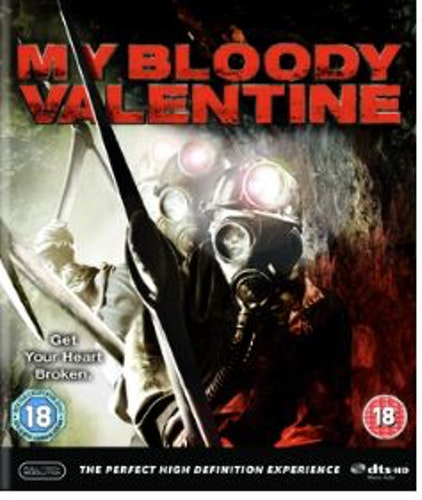 My Bloody Valentine (Blu-ray)