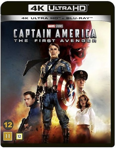 Captain America: The First Avenger 4K (UHD+BD)