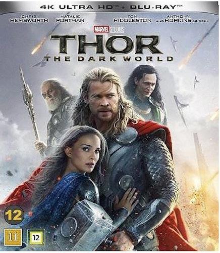 Thor: The Dark World 4K (UHD+BD)