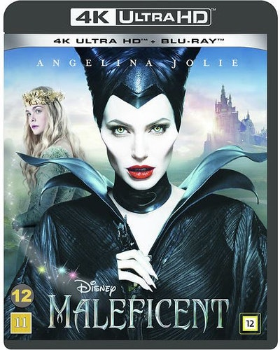 Maleficent 4K (UHD+BD)