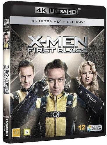 X-Men: First Class 4K (UHD+BD)