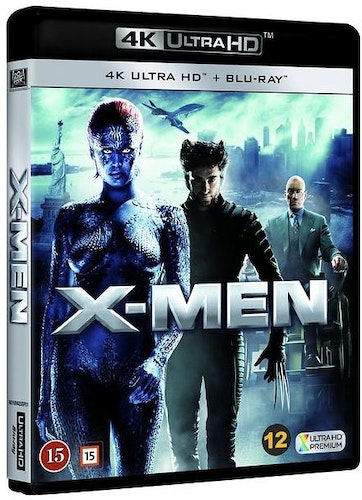 X-Men 4K (UHD+BD)