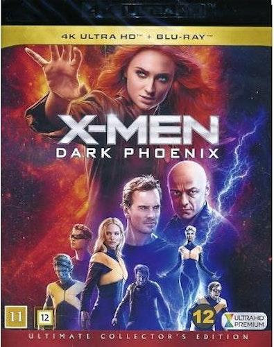 X-Men: Dark Phoenix 4K (UHD+BD)