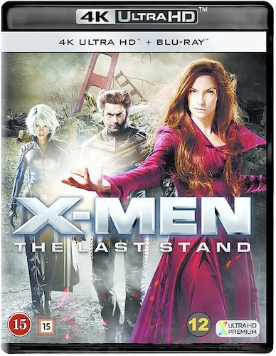 X-Men: The Last Stand 4K (UHD+BD)