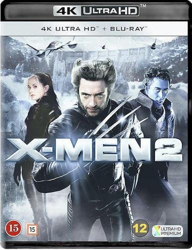 X-Men 2 4K (UHD+BD)