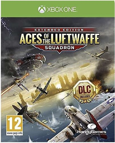 Aces of the Luftwaffe - Squadron (Xbox One)