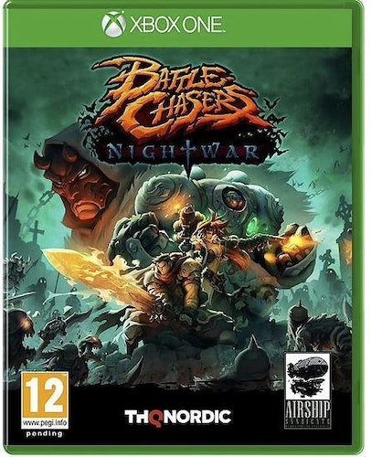 Battle Chasers: Nightwar (Xbox One)